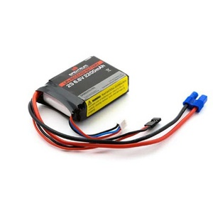 Spektrum 2200mAh 2S 6.6V Li-Fe RX Battery