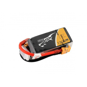 Tattu 1300mAh 11.1V 75C 3S Lipo Battery Pack