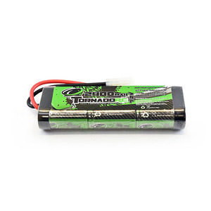 TORNADO RC 2400MAH 7.2V NIMH Stick pack TAMIYA Connector  Plug