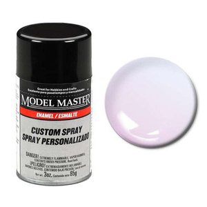 Model Master Spray Purple Clear Flip Flop Gloss 3oz (85g) Can Enamel Paint
