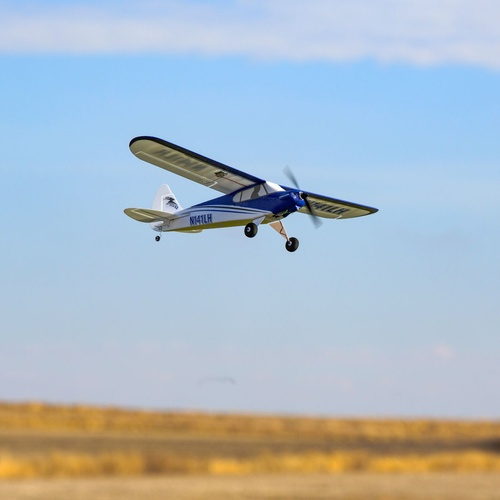 Sport Cub S 2 RTF with SAFE RC Trainer Plane Mode 2 (HBZ44000)